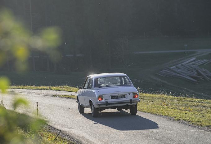 Onze Tour de France (6): terug in de tijd met Peugeot 504 GL van 1974 #1
