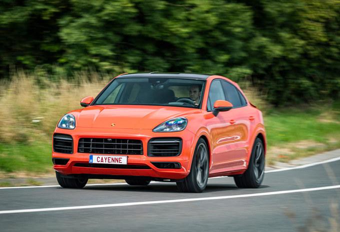 Porsche Cayenne Coupé : Het kleedje dat de Cayenne verdiende #1