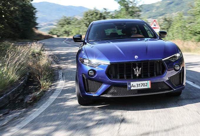 Maserati Levante GTS & Tropheo: Koning der drietanden #1