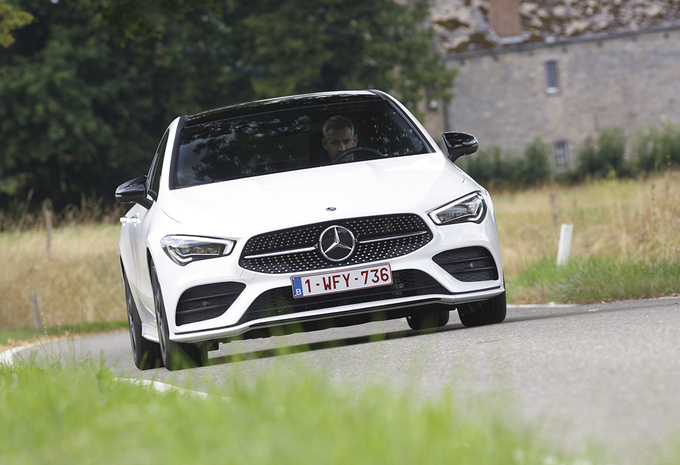 Mercedes CLA 180 : Toujours stylée #1
