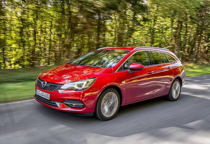 Opel Astra 2020 : À jour #1