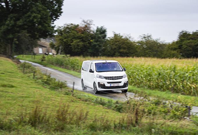 Quelle Opel Zafira Life choisir ? #1