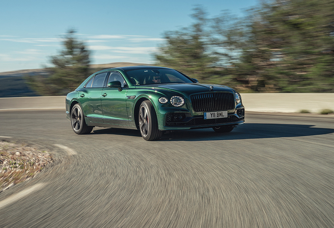Bentley Flying Spur W12 (2019) #1