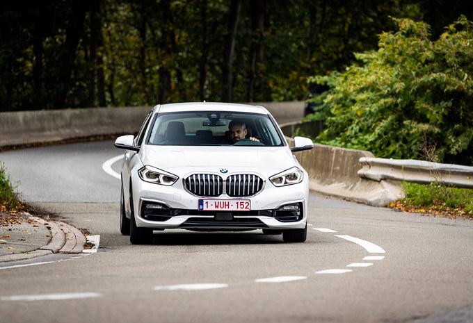 BMW 118i : Koersverandering #1
