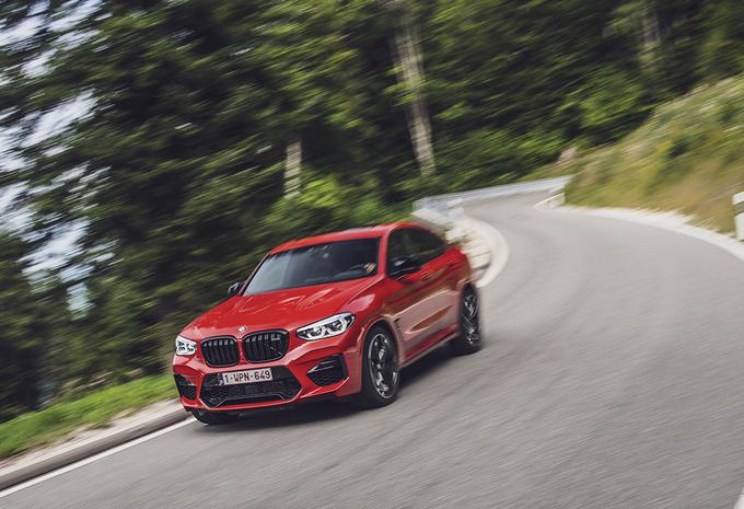 BMW X4 M Competition : Contre les lois de la physique #1