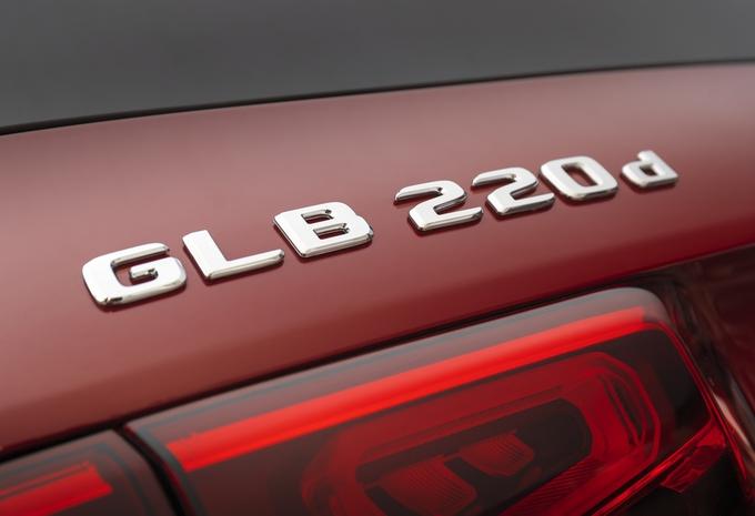 Mercedes GLB 220 d (2019)