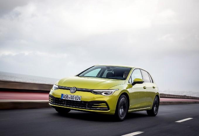 Volkswagen Golf VIII 1.5 eTSI (2019) #1
