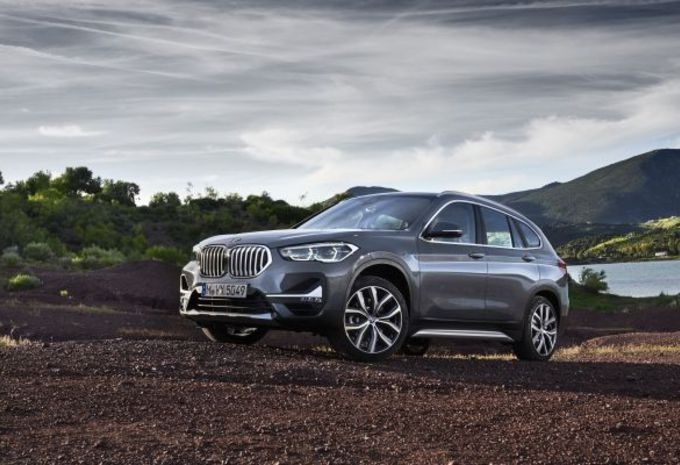 BMW X1 sDrive18i (2019) #1