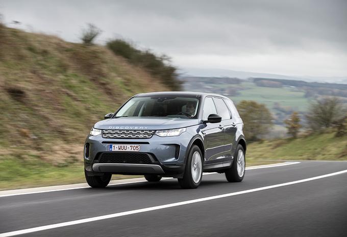 Land Rover Discovery Sport P200 : au nouveau moteur essence #1