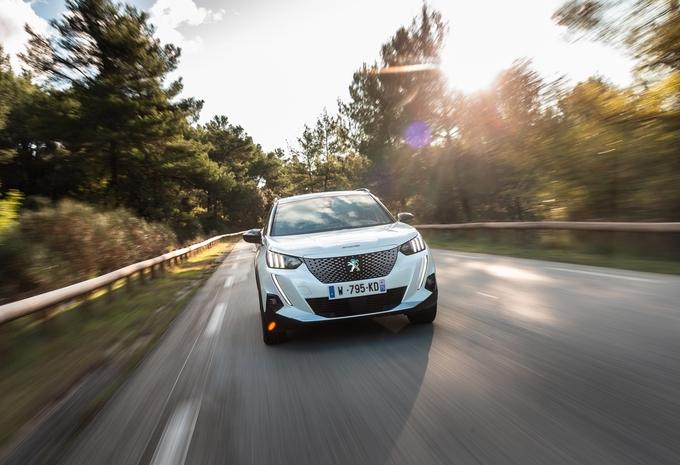 Peugeot e-2008 (2019)