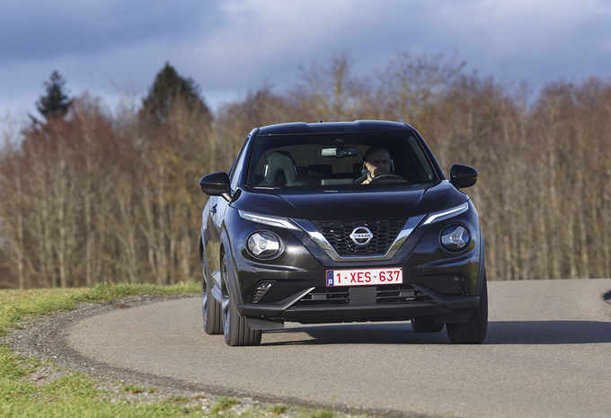 Nissan Juke DIG-T 117 : Toujours aussi audacieuse #1