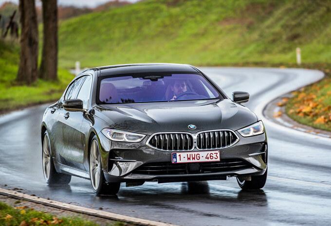 BMW 840i Gran Coupé : Sportivité et luxe rassemblés #1