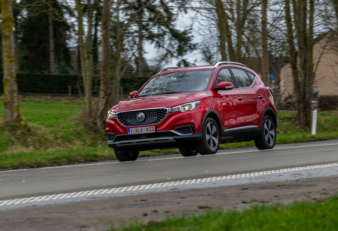 MG ZS EV : made in China #1