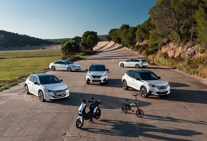 Peugeot 508 SW Hybrid : Pari sur l'avenir #1