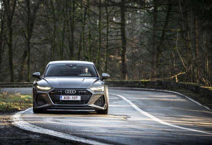 Audi RS 7 Sportback: Sportieveling in maatpak #1