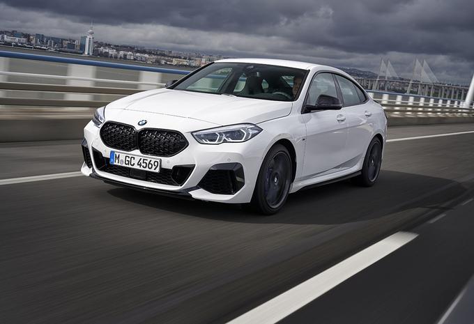BMW Série 2 Gran Coupé : Exercice d'extrapolation #1