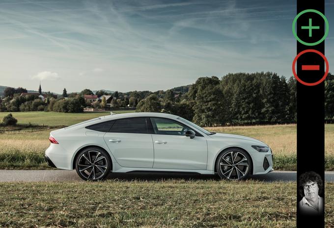 Audi RS 7 Sportback : avantages et inconvénients #1