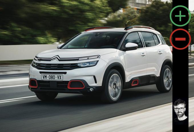 Citroën C5 Aircross 1.6 Puretech: avantages et inconvénients #1