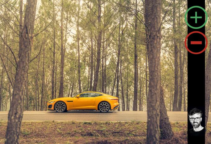 Wat vind ik van de Jaguar F-Type? #1