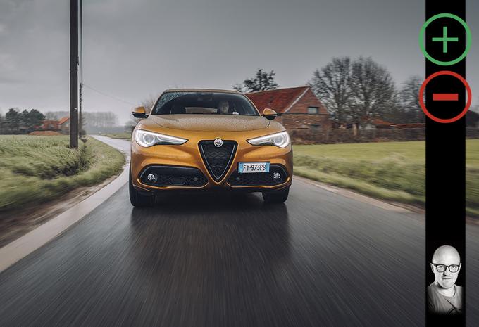 Wat vind ik van de Alfa Romeo Stelvio Veloce? #1
