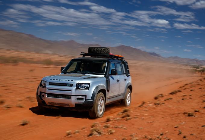 Land Rover Defender #1