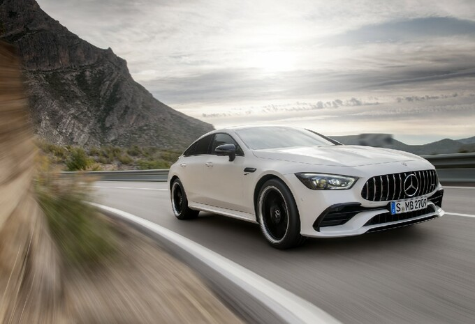 Mercedes-AMG GT 4-Door Coupé 53 4Matic+ (2020) #1