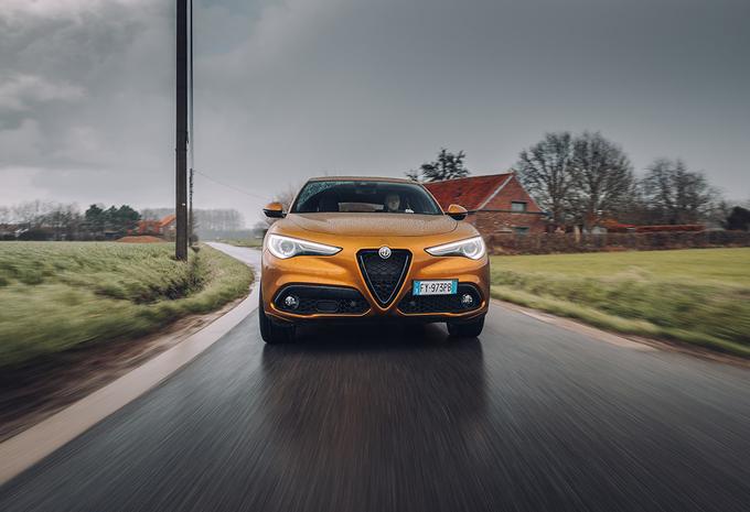 Alfa Romeo Stelvio 2.2 Diesel 210 : Tweede kans #1