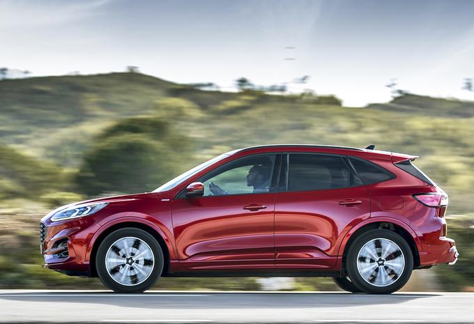 Test 2020 Ford Kuga Phev Plug In Hybrid Autogids