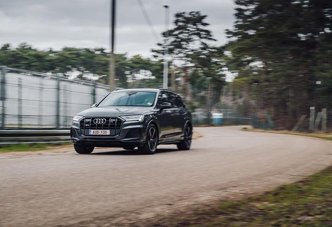 Audi SQ7: SUV Diesel avec un S pour « sportif » #1