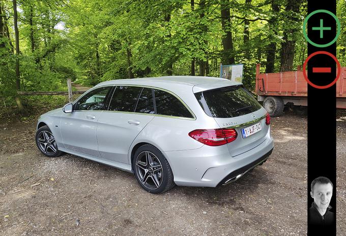 Wat vind ik van de Mercedes C-Klasse Break met dieselhybride? #1