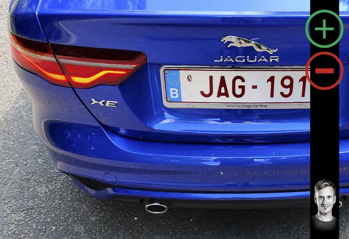 Wat vind ik van de Jaguar XE? #1