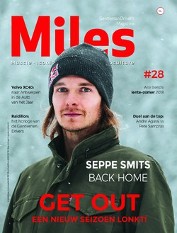 PDF Miles Gentleman Driver's Magazine nr 28