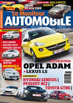 PDF Moniteur Automobile Magazine n° 1547