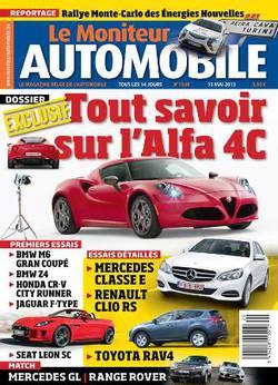PDF Moniteur Automobile Magazine n° 1549