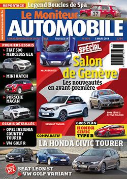 PDF Moniteur Automobile Magazine n° 1570