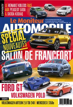 Moniteur Automobile magazine n° 1662