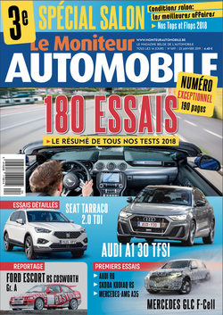 Moniteur Automobile magazine n° 1697