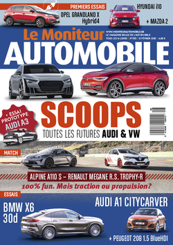 Moniteur Automobile magazine n° 1725