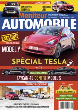 Moniteur Automobile magazine n° 1733