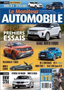 Moniteur Automobile magazine n° 1703