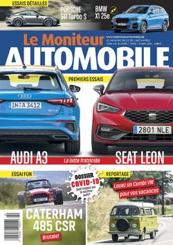 Moniteur Automobile magazine n° 1732
