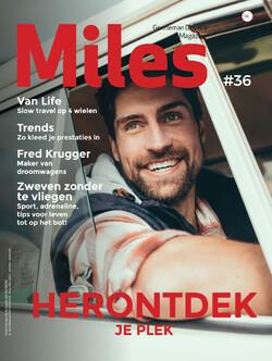 Miles Gentleman Driver's Magazine #36